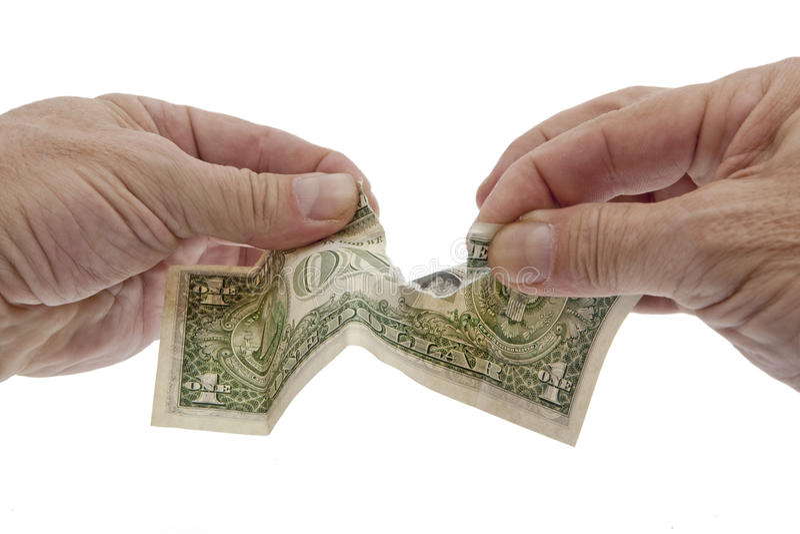 Weak dollar, currency depreciation