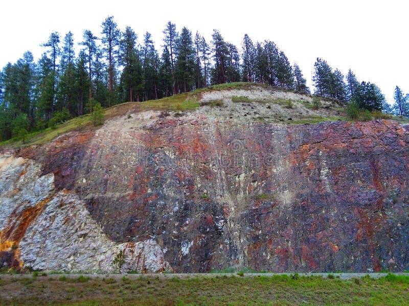 Weall de la roca imágenes de archivo libres de regalías