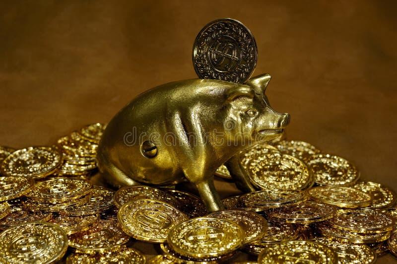 Wealth stock image