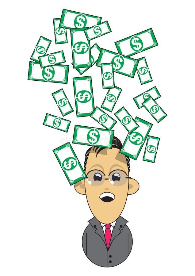 Download Wealthy Businessman Illustration Stock Photos - Image: 16278923