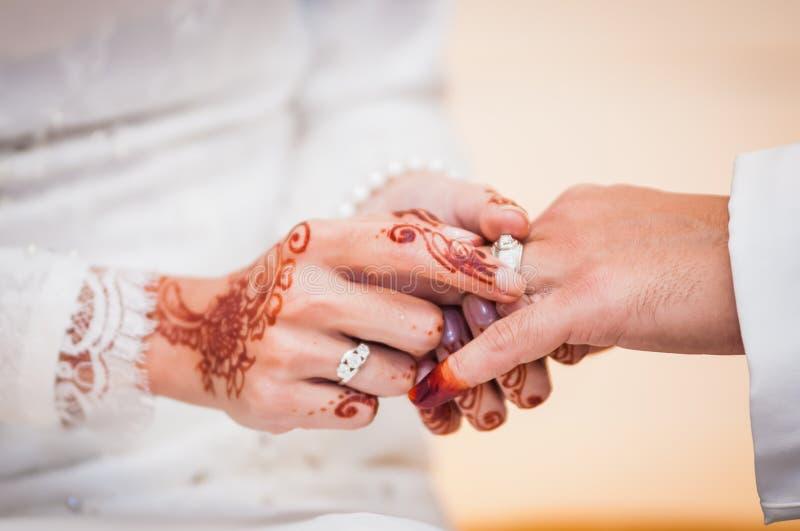 Wearing the wedding ring stock image Image of wedding 35023301