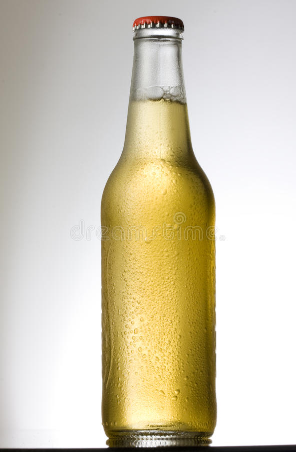 Weat Flasche stockfotografie