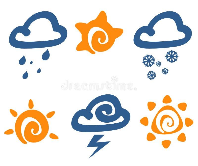Download Weather stock vector. Illustration of meteorology, vector - 20957208