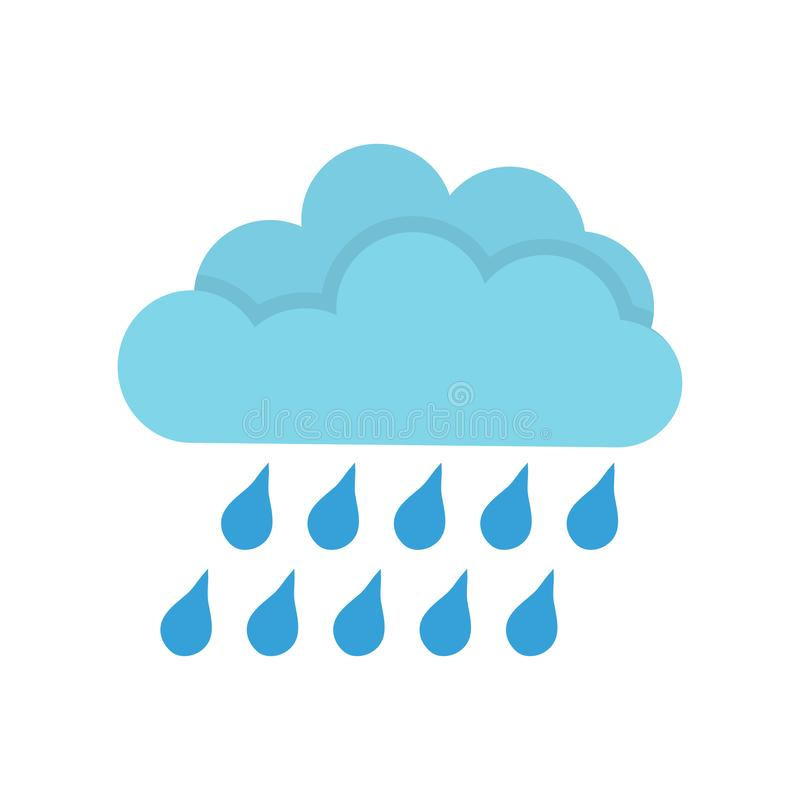 Free Weather Forecast Icon, Seasons Clouds Label, Cloudy, Weather Forecast On White Background, Seasons Clouds Logo Royalty Free Stock Photos - 127497888