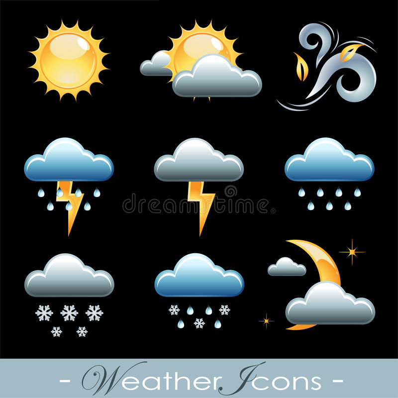 Download Weather Icon Royalty Free Stock Image - Image: 13070596
