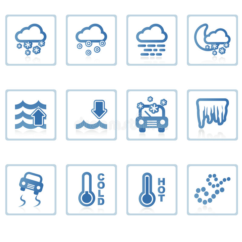 Free Weather Icon II Royalty Free Stock Image - 2217196