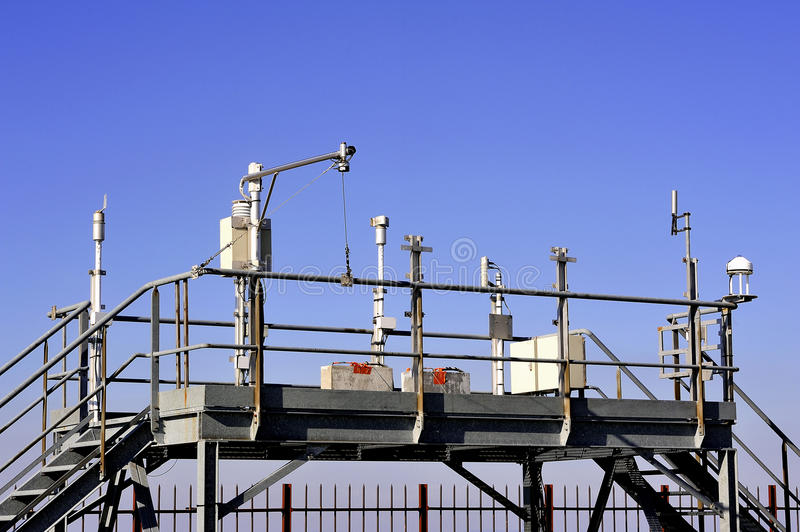Download Weather Installation Of Equipment Stock Image - Image: 33455971