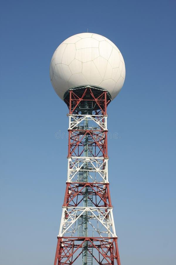 Weather radar royalty free stock photo