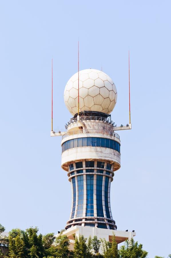 Weather radar stock photography