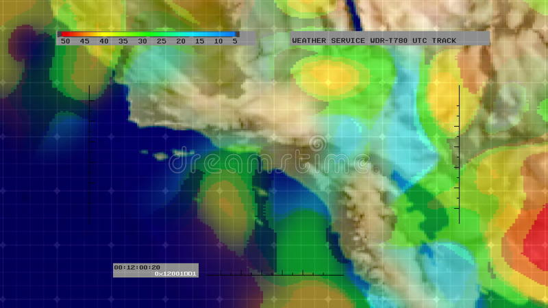 California Weather Map Satellite.Weather Radar Digital Satellite Map S California