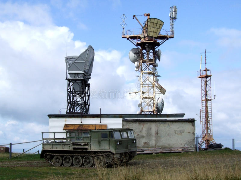Download Weather station stock image. Image of base, equipment - 11069201