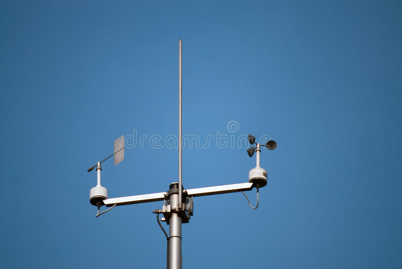 Download Weather Station Royalty Free Stock Photo - Image: 25709685