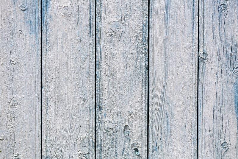 Weathered покрасил деревянные доски стоковое изображение rf