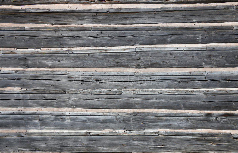 Weathered barn board background stock photo