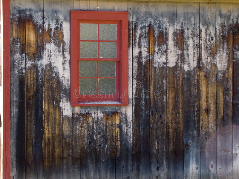 Weathered Barn Siding royalty free stock images