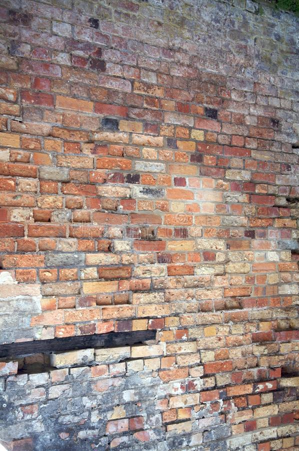 Download Weathered Brick Wall Background, Home Related Stock Image - Image: 12390195