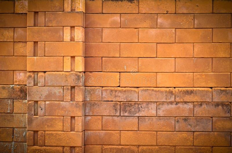 weathered brick wall royalty free stock photography