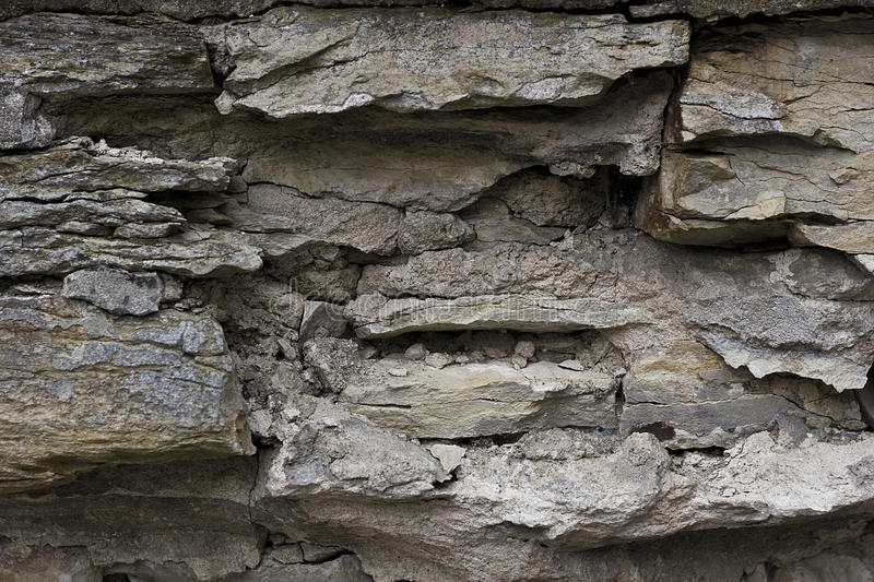 Weathered Granite Stone : Weathered natural stone wall background texture stock