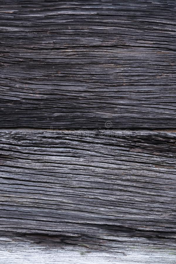 Distressed grungy gray barn board antique wood background royalty free stock images