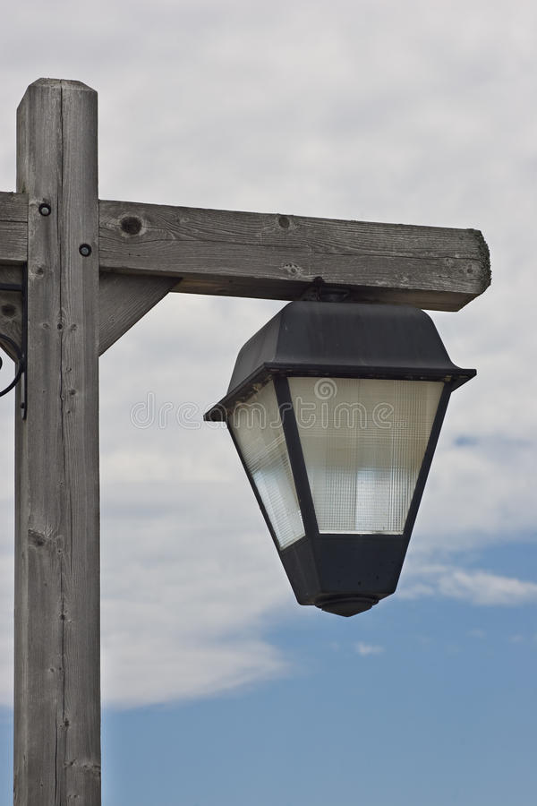 Download Weathered Outdoor Light Fixture Royalty Free Stock Photography - Image: 14499487