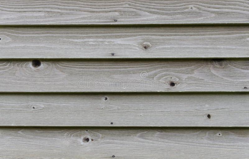 Weathered pine wood siding royalty free stock image