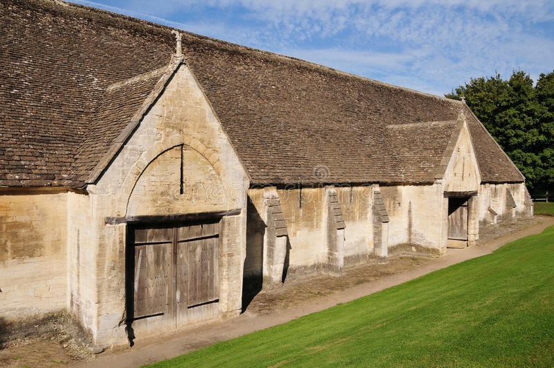 Download Weathered Stone Barn stock photo. Image of conversion - 16002296