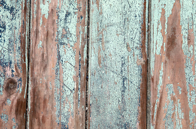 Weathered vertical old wood natural blue turquoise stock photos