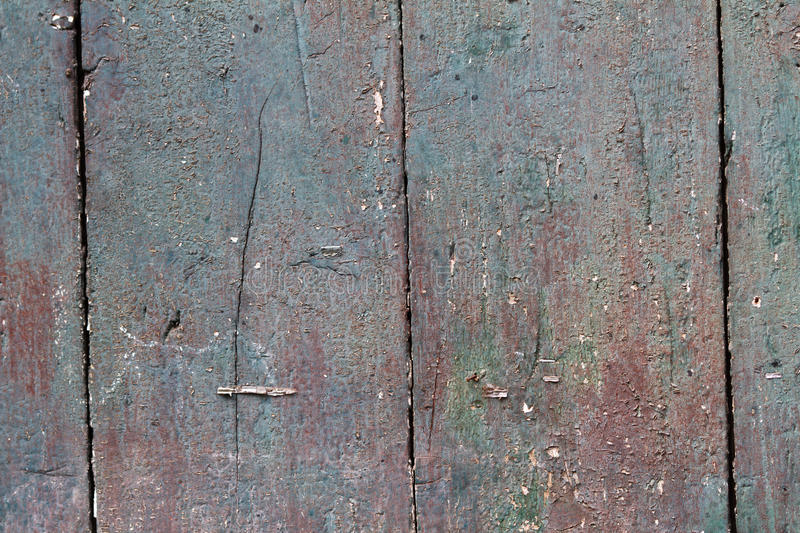 Download Weathered wood planks stock photo. Image of painted, paint - 27507062
