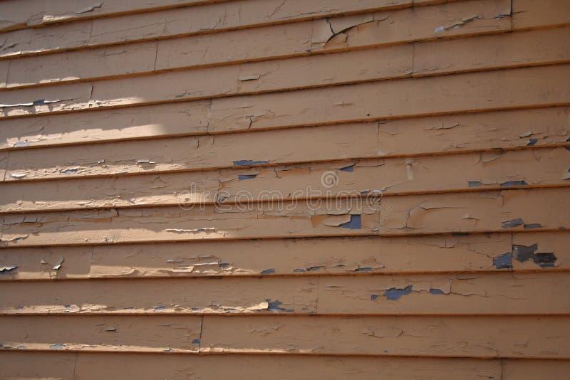 Weathered Wood Siding stock photos