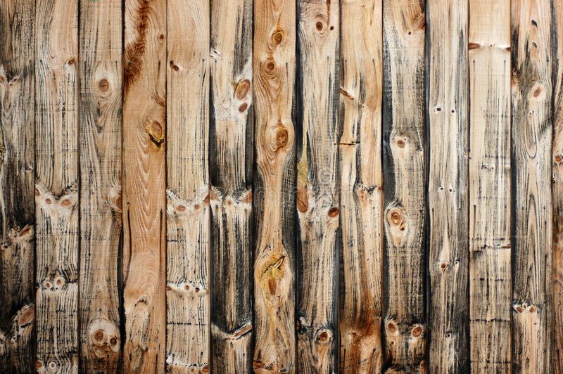 Weathered wooden boards stock image. Image of stain, worn ...