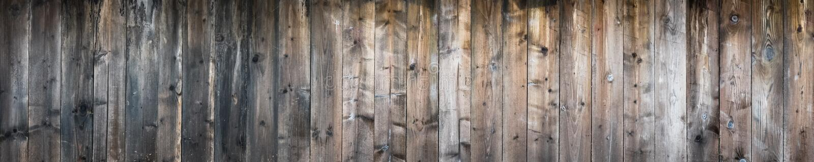 Weathered wooden texture for interior or exterior design solutions. Weathered wooden wall texture for industrial interior or exterior design solutions stock photo