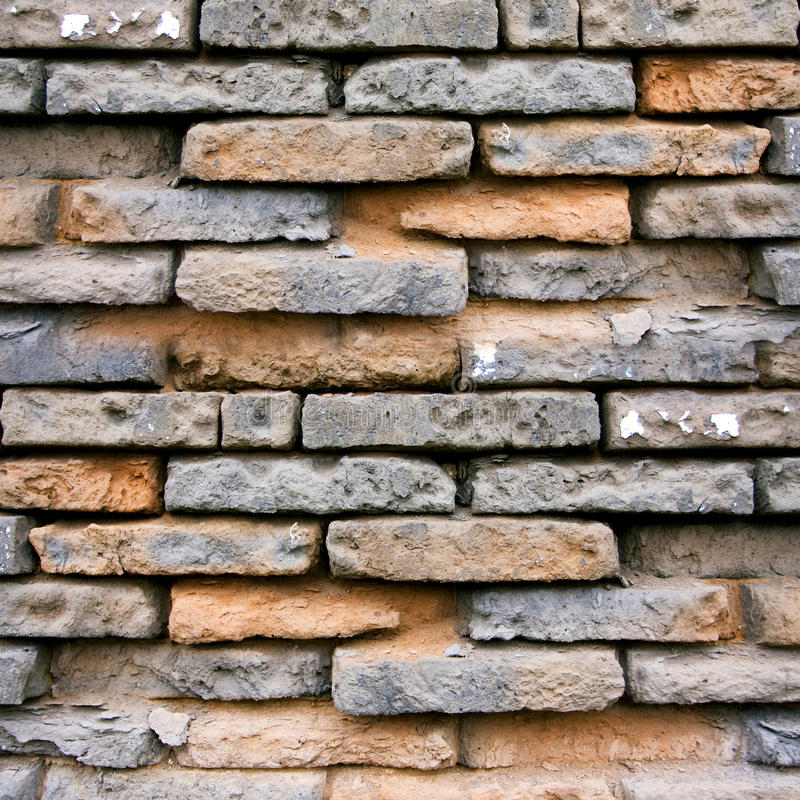 Download Weathering Brick Wall Background Stock Photography - Image: 14067712