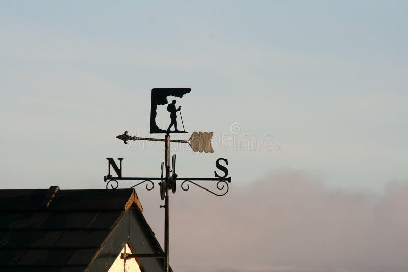 Weathervane photographie stock