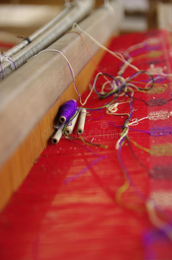 Download Weave stock image. Image of craft, cloth, woven, weft - 14329641