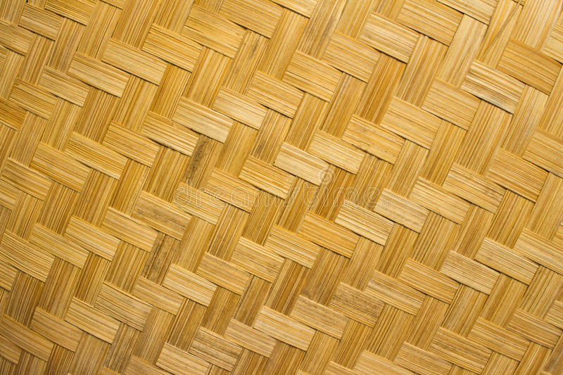 The weave of bamboo