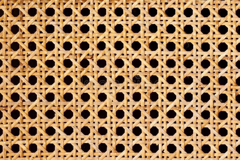 Weave do Rattan foto de stock royalty free
