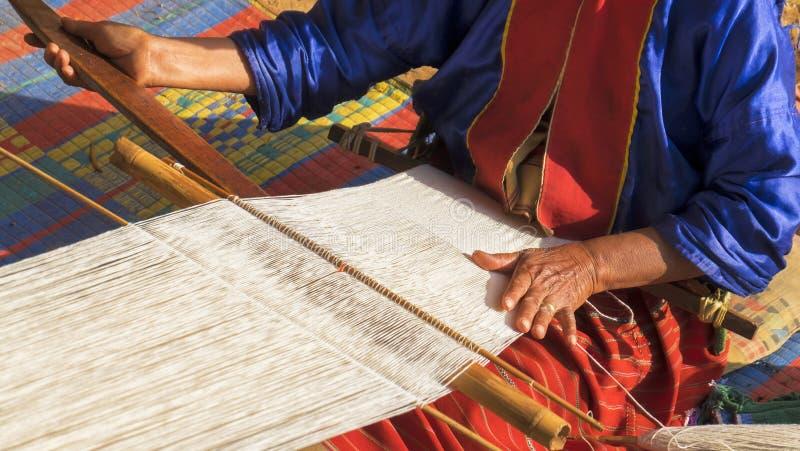 Weave do tribo imagens de stock royalty free