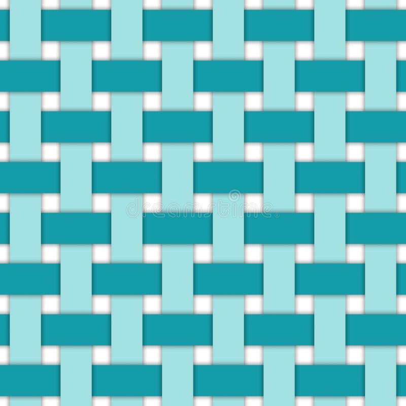 Weave Illustration vector illustration