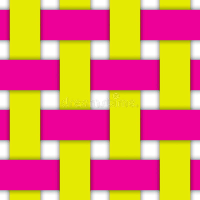 Download Weave Illustration Royalty Free Stock Images - Image: 4125039