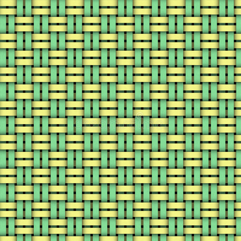 Weave Pattern Seamless Texture Royalty Free Stock Photo
