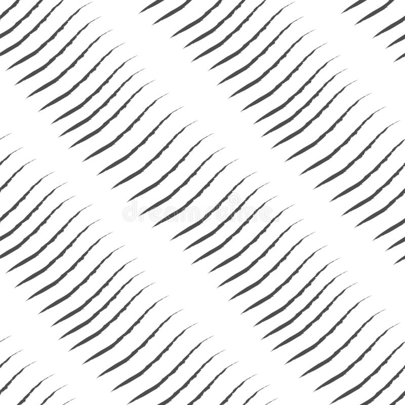 Free Weave Seamless Pattern With Volume Effect. Black Textured Background. Drapery, Stripes, Cloth. Vector Illustration. Royalty Free Stock Images - 162845949