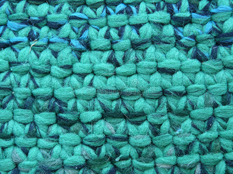 Download Weave Of Thick Green Threads Stock Image - Image: 26603955