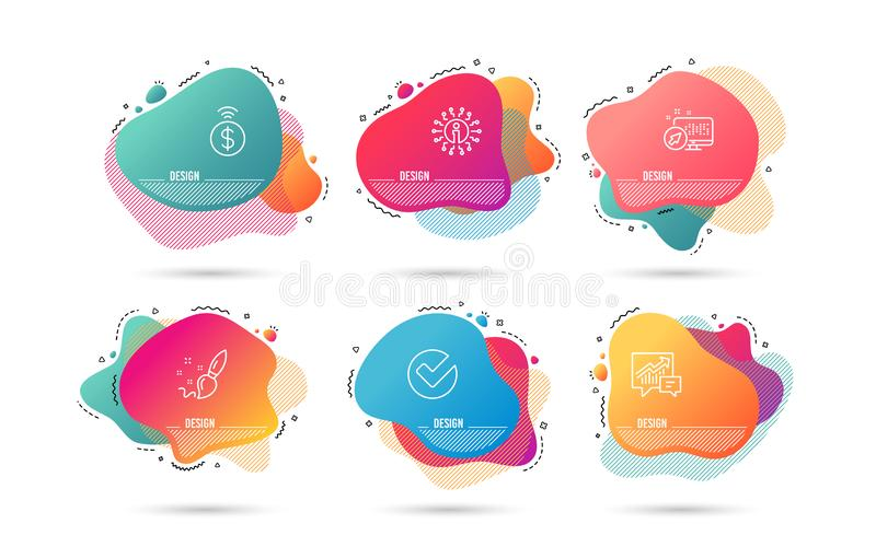 web vector illustratie