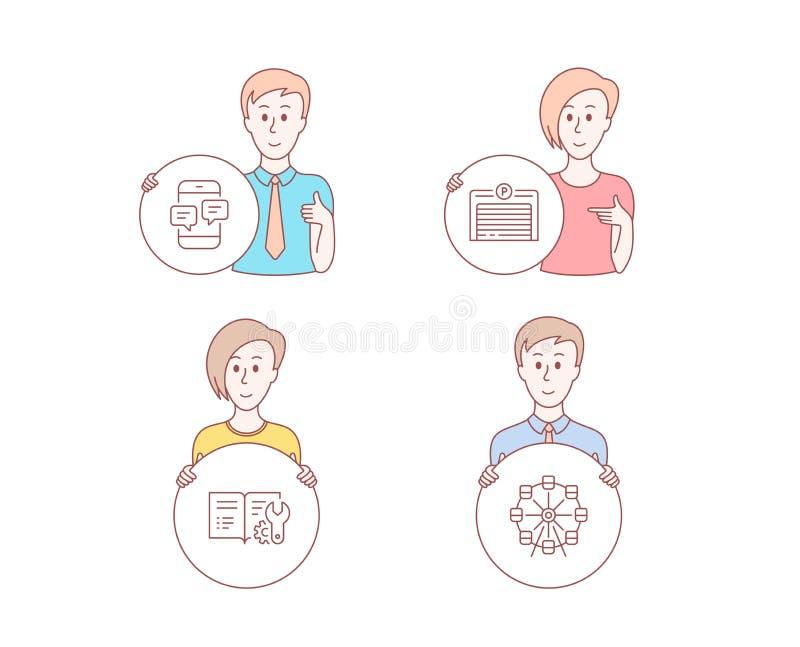 web stock de ilustración
