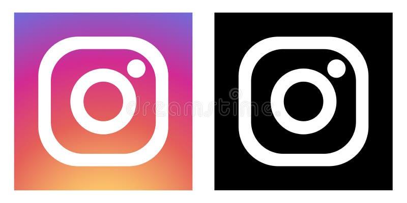 Instagram Logo Stock Illustrations 4 380 Instagram Logo Stock Illustrations Vectors Clipart Dreamstime