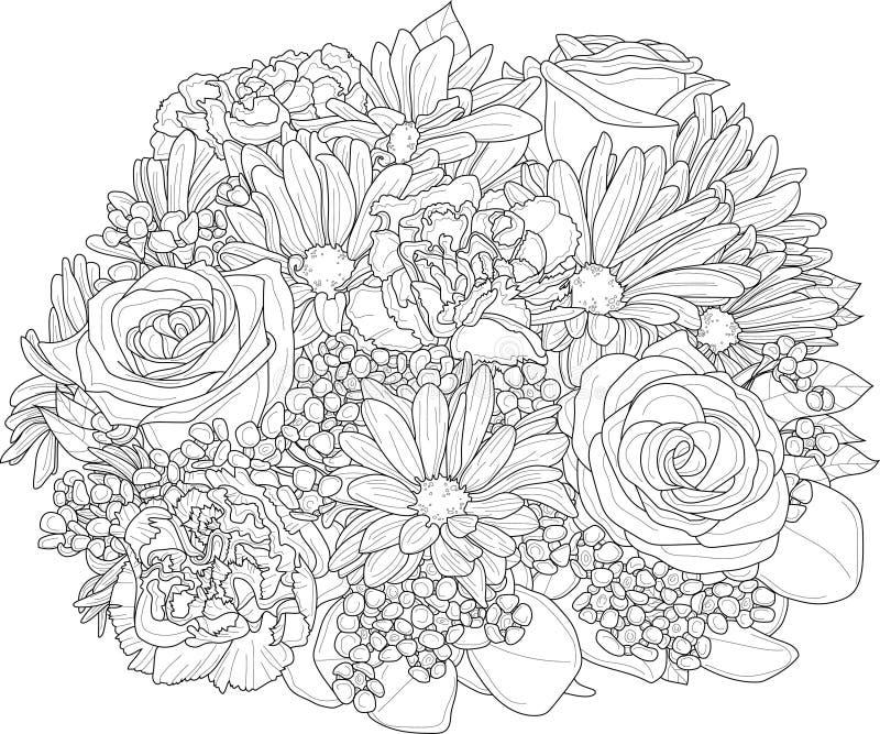 Daisy Coloring Stock Illustrations 1 162 Daisy Coloring Stock Illustrations Vectors Clipart Dreamstime