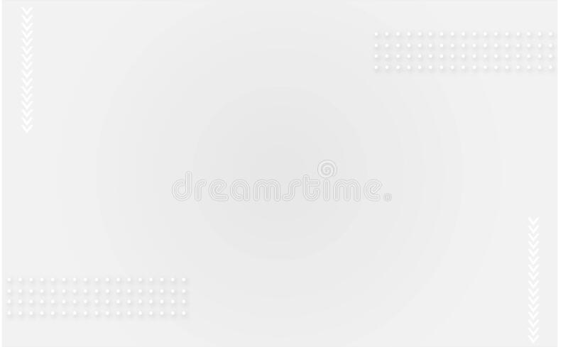 Background white web simple abstract apresentation royalty free stock photography