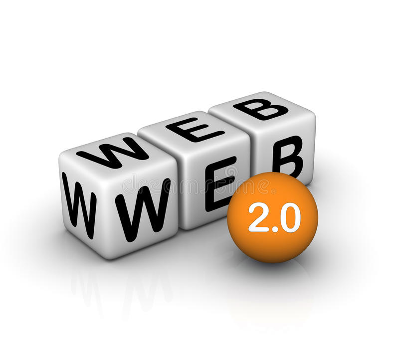 Download Web 2.0 Icon Royalty Free Stock Images - Image: 18404759