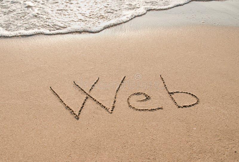 Web fotografie stock