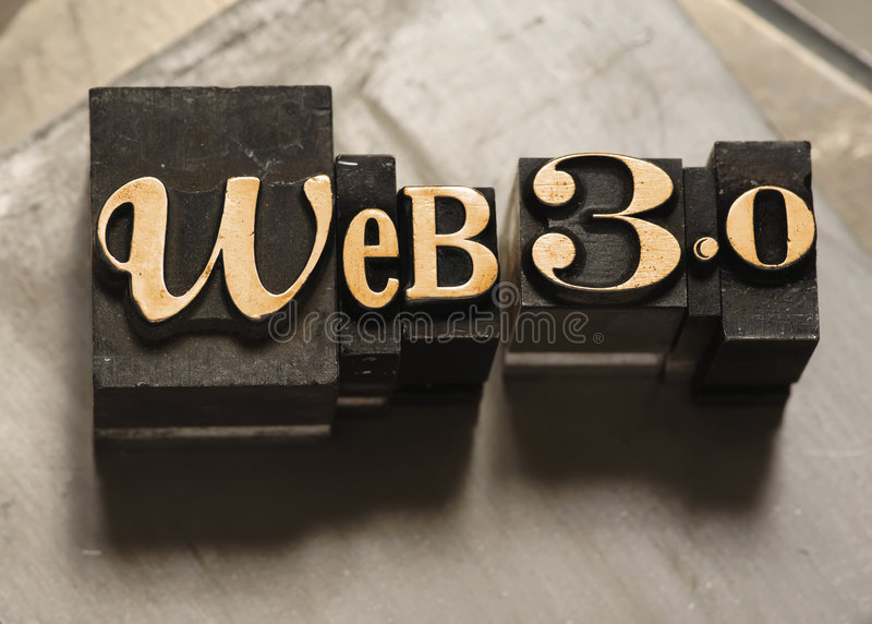 Web 3.0 Stock Images